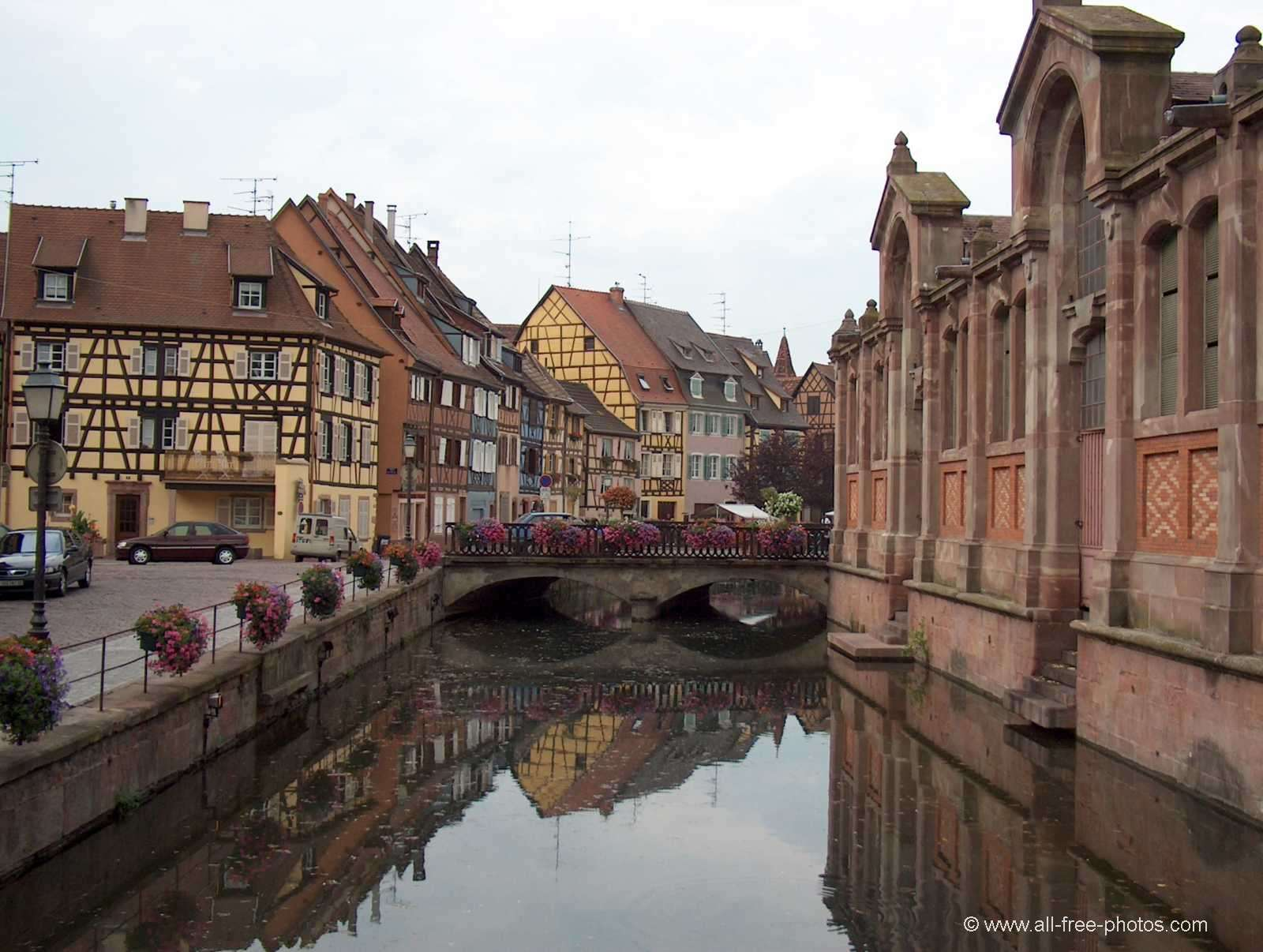 The little Venice - Colmar - France