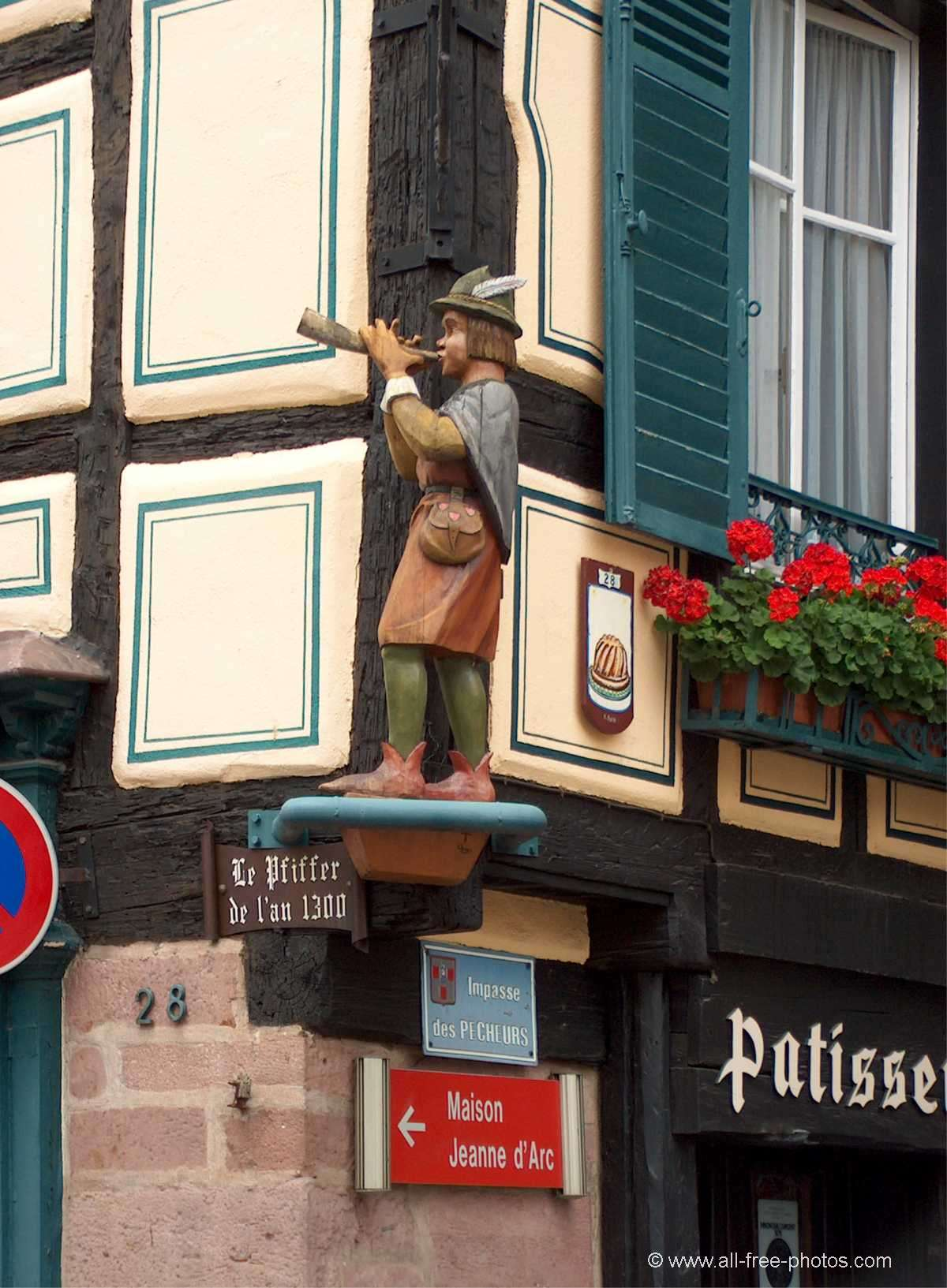 The Pfiffer - Ribeauvillé - Alsace - France