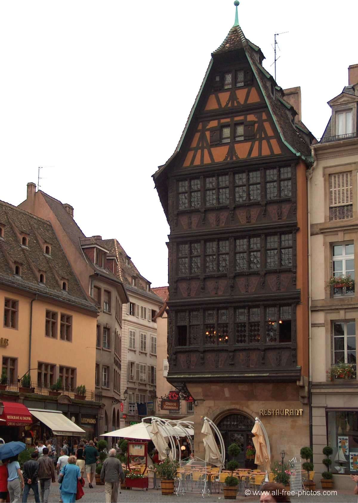 Photo La Maison Kammerzell Strasbourg France