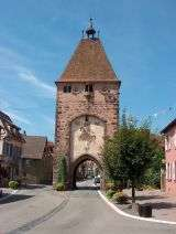 Mutzig - Alsace - France