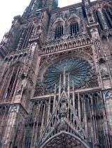 The cathedral - Strasbourg - France