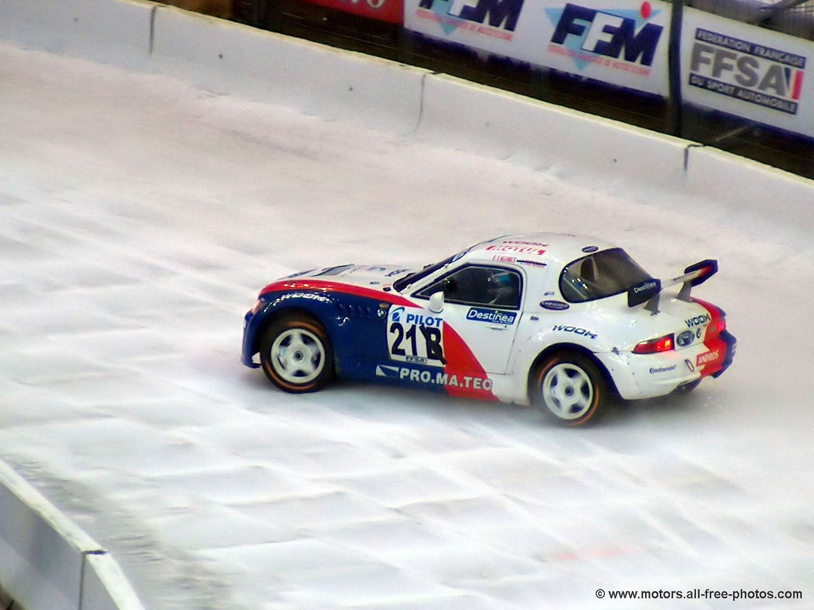 F. Lagorce on BMW Z3