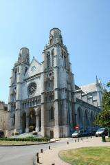 Saint Jacques church - Pau - France