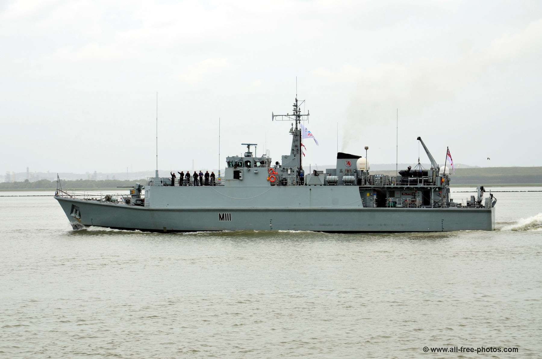 HMS Blyth - United Kingdom