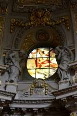 Stained glass - Berlin Cathedral