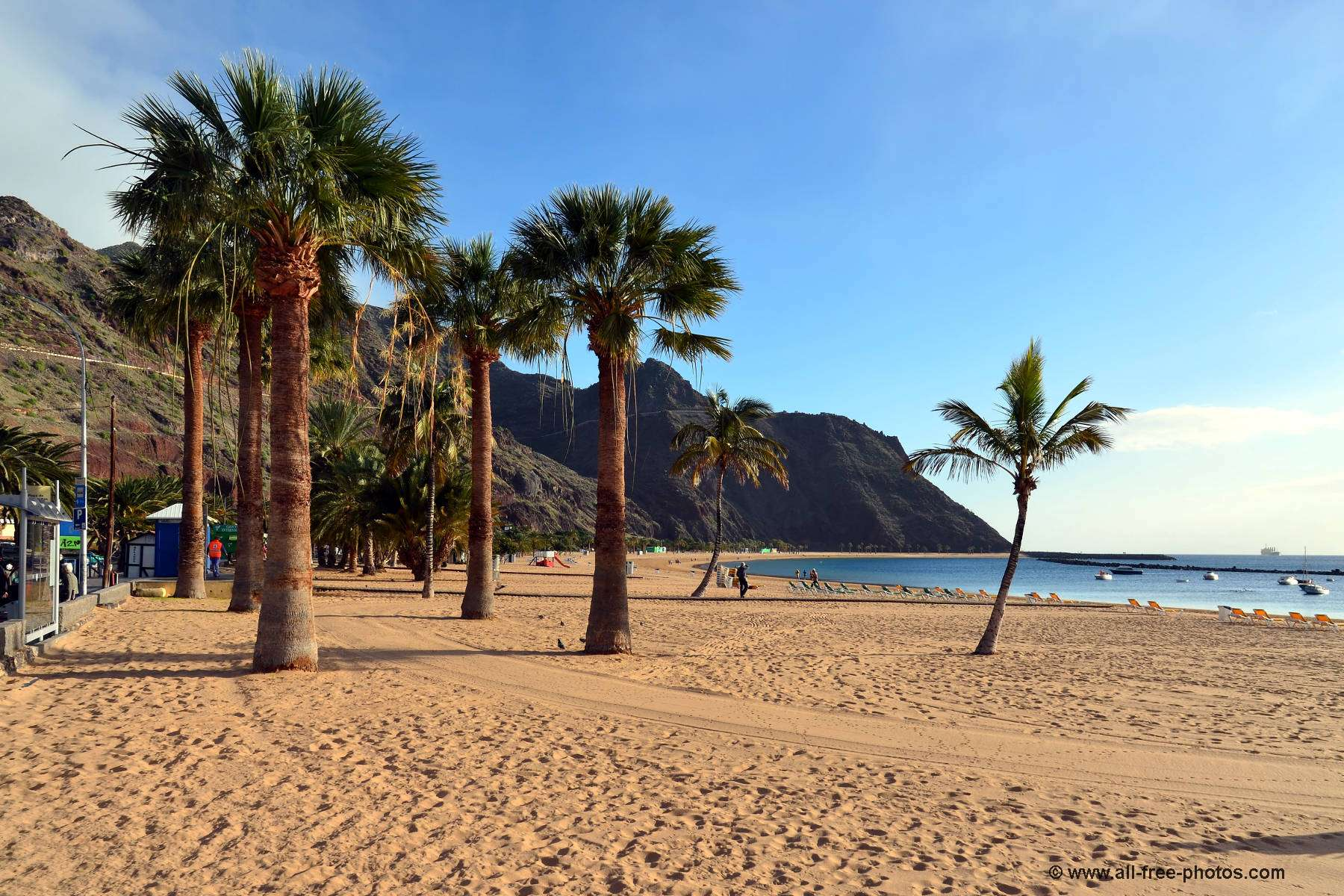 Playa de las Teresitas - Tenerife - Canary Islands