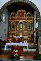 Church of the Virgin of Candelaria - El Hierro - Canary islands