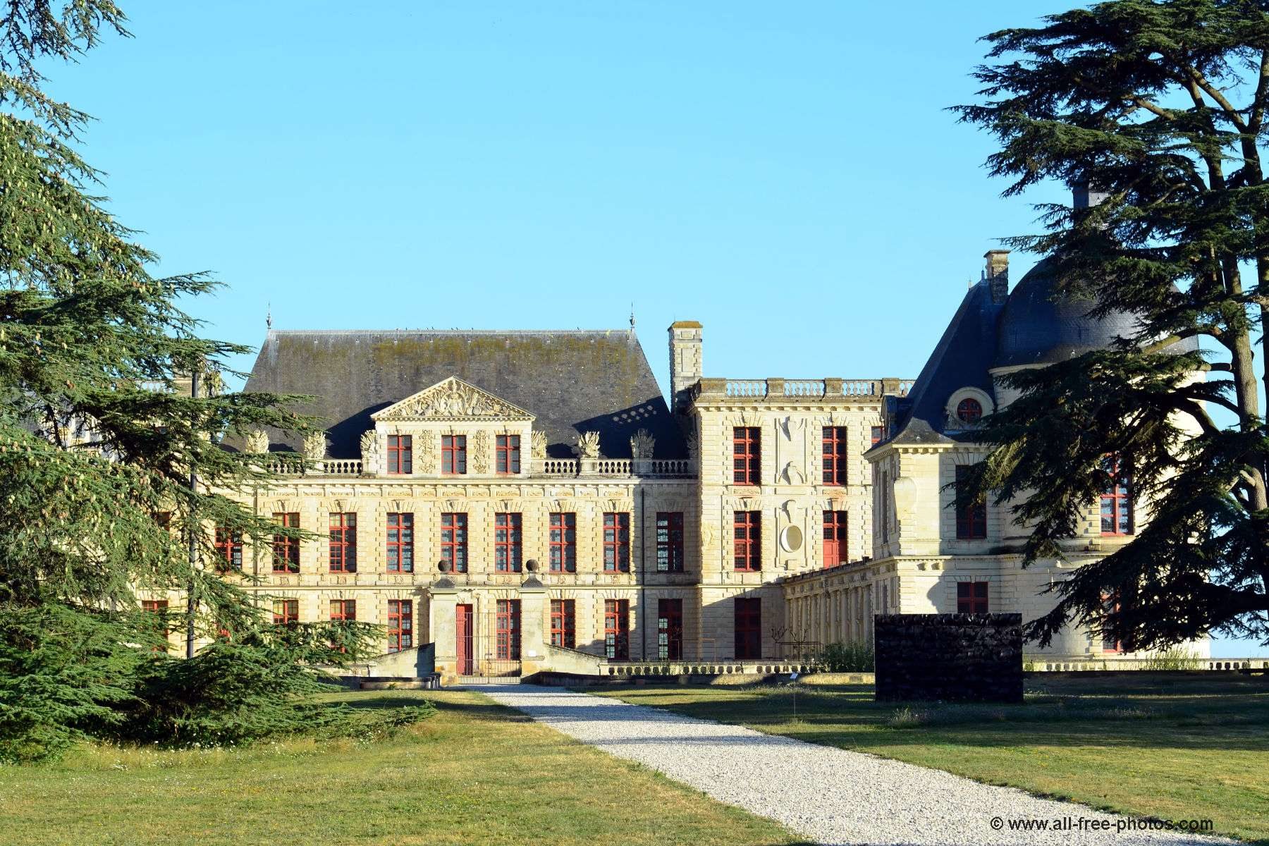 Chateau of Oiron