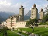 Castles in Switzerland: Chillon, Sion, Stockalper.
