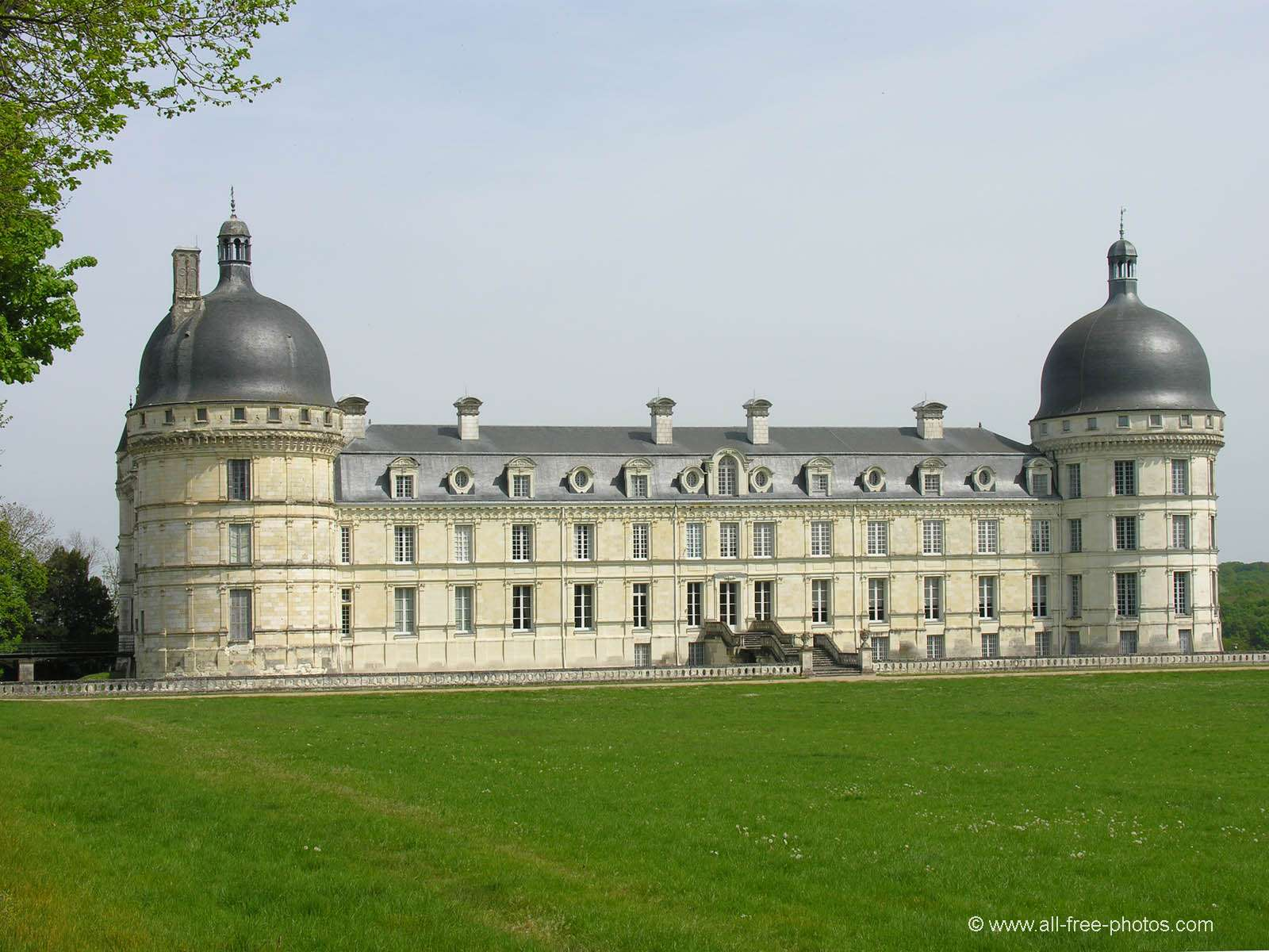 Castle of Valencay - France