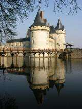 Castle of Sully sur Loire - France