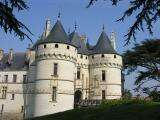 Castle of Chaumont sur Loire - France