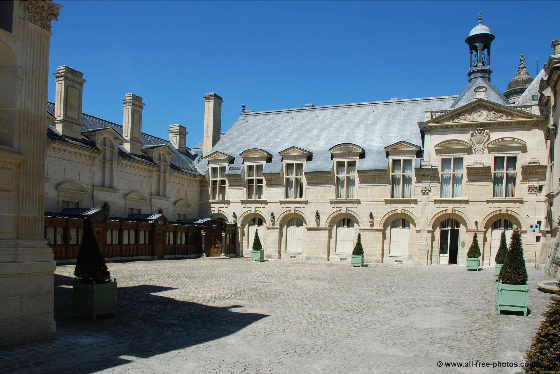 Castle of Chantilly - France