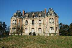 Castle of Bonnelles - France