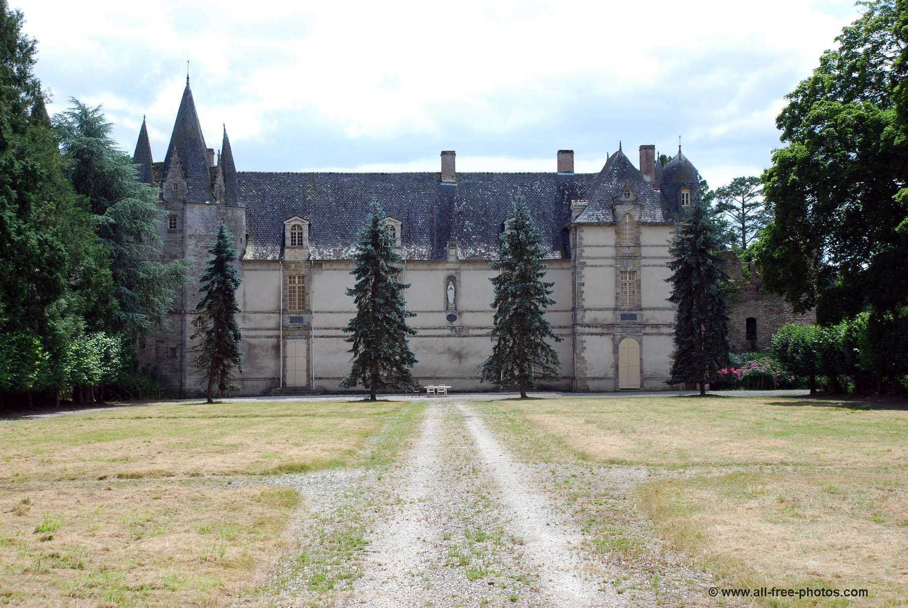 Castle of L'Espinay - France