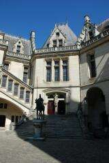 Castle of Pierrefonds - France