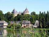 Castle of Combourg - France