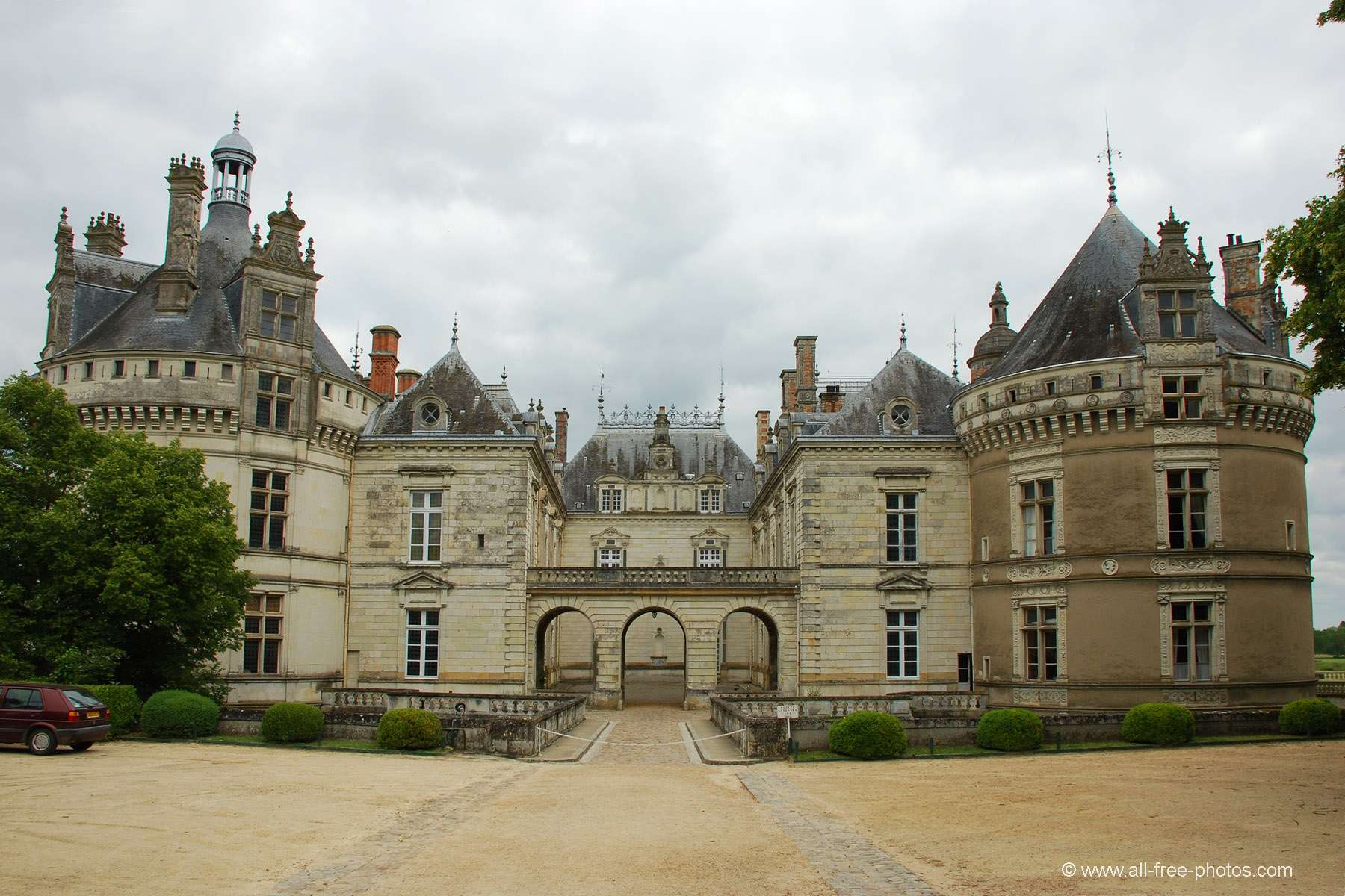 Castle of Le Lude