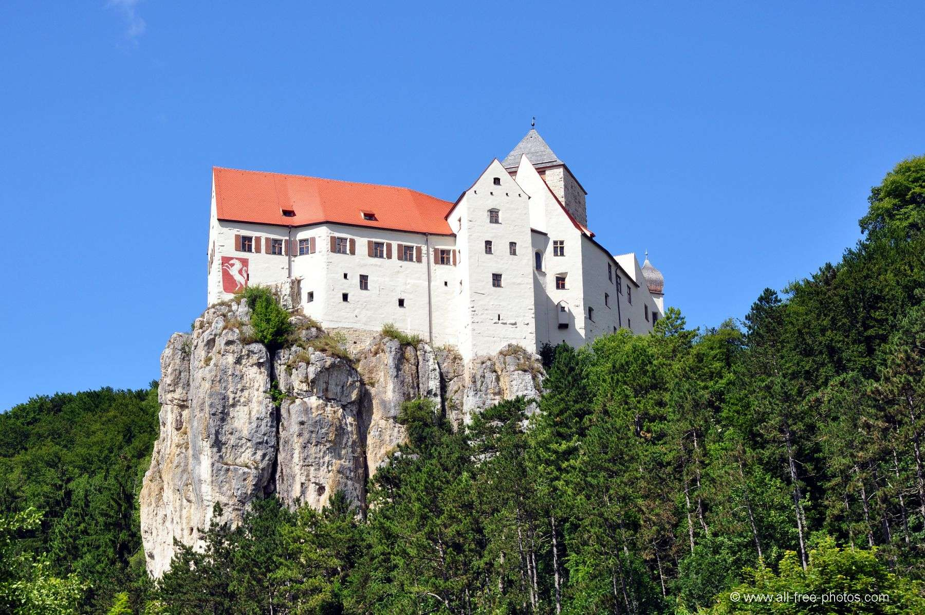 Castle of Prünn - Germany