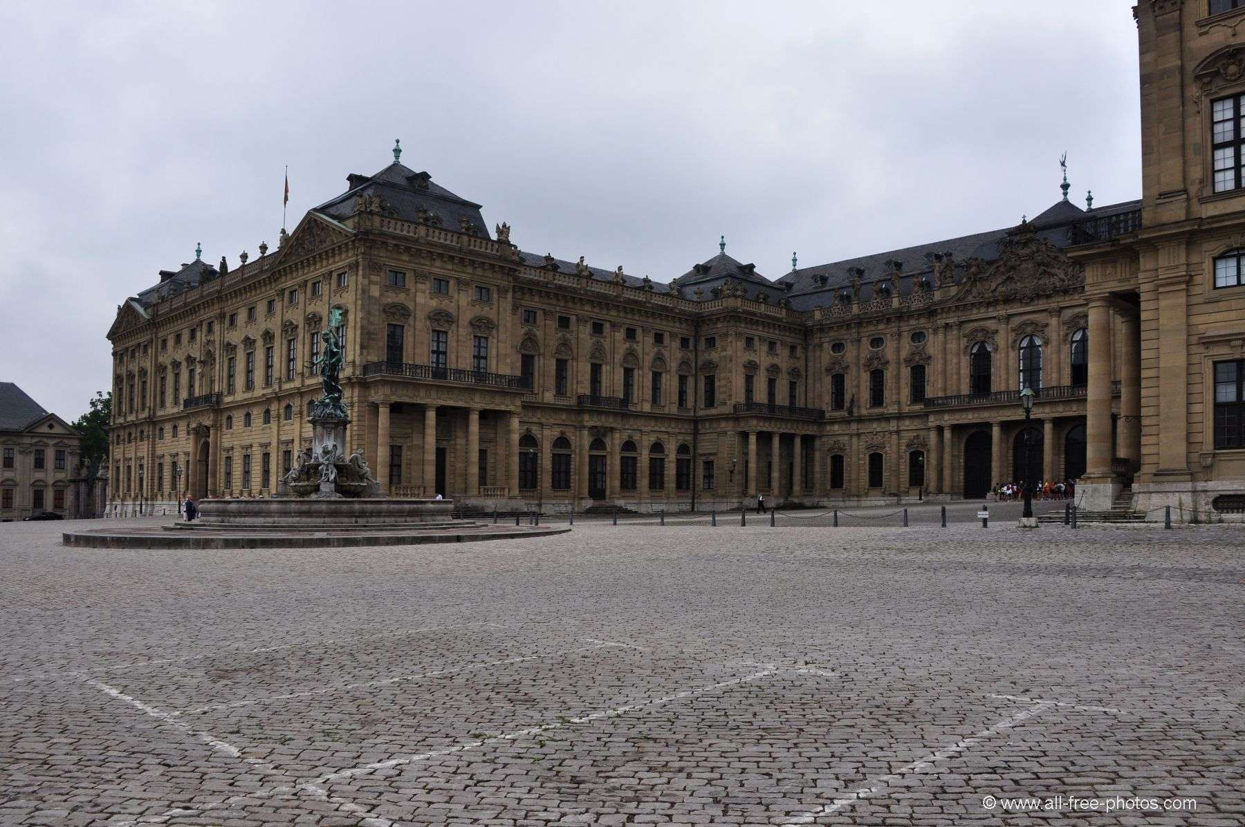 Palace of the Princes-Bishops - Würzburg - Germany