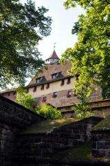 Castle of Nuremberg - Germany