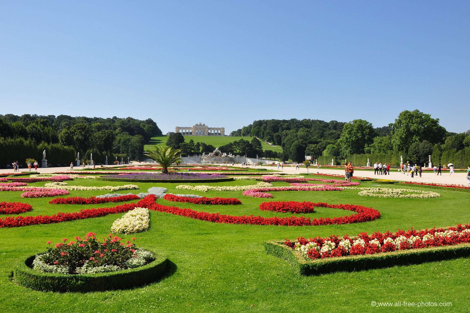 Home Galleries Castles and palaces Castle of Schu00f6nbrunn Castle of ...