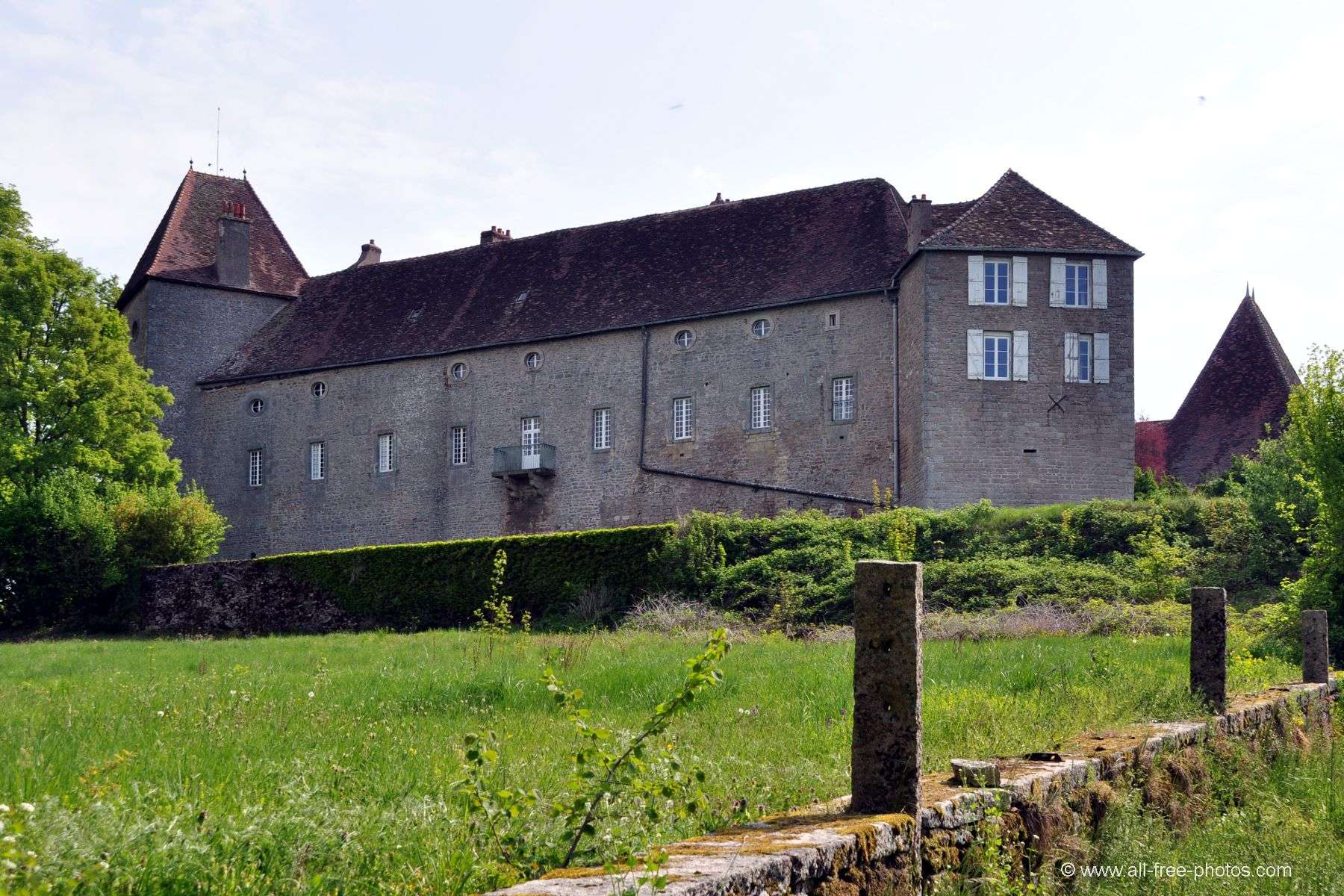 Castle of Brandon