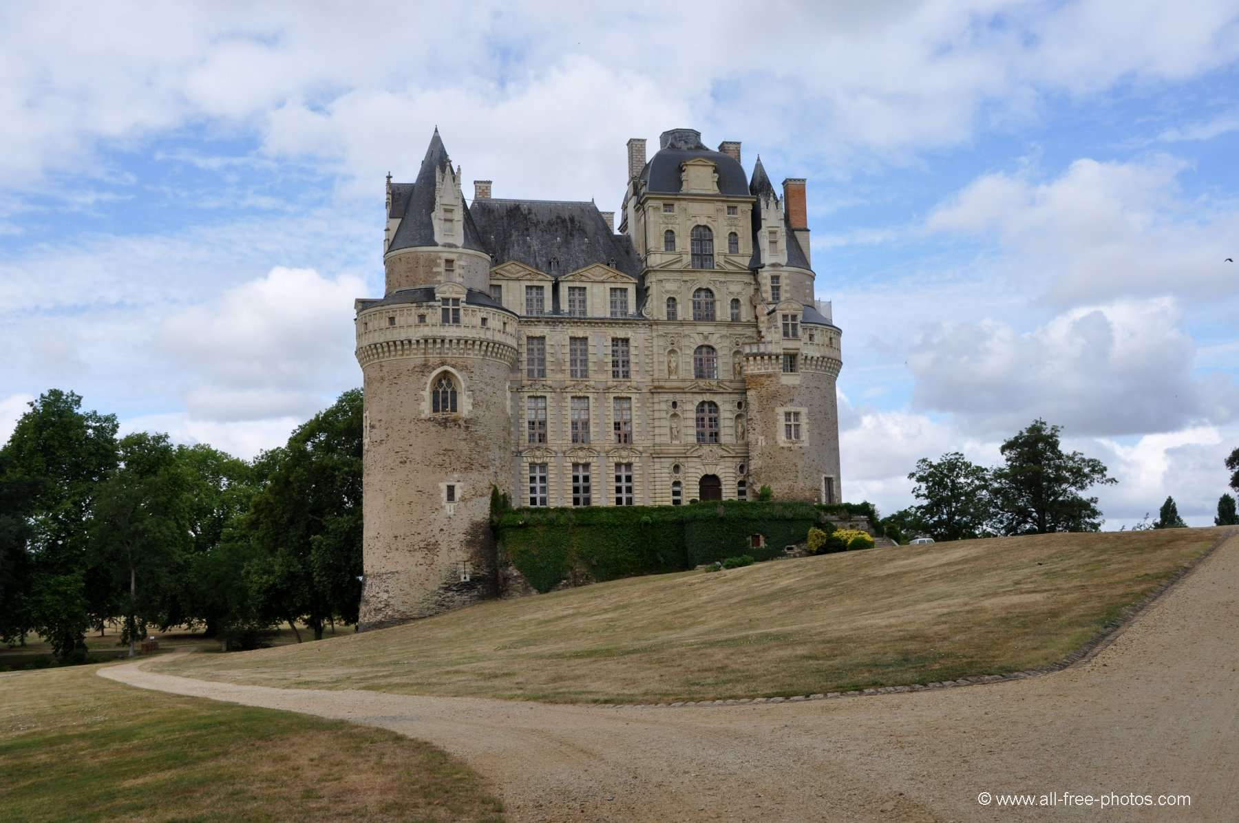 Castle of Brissac