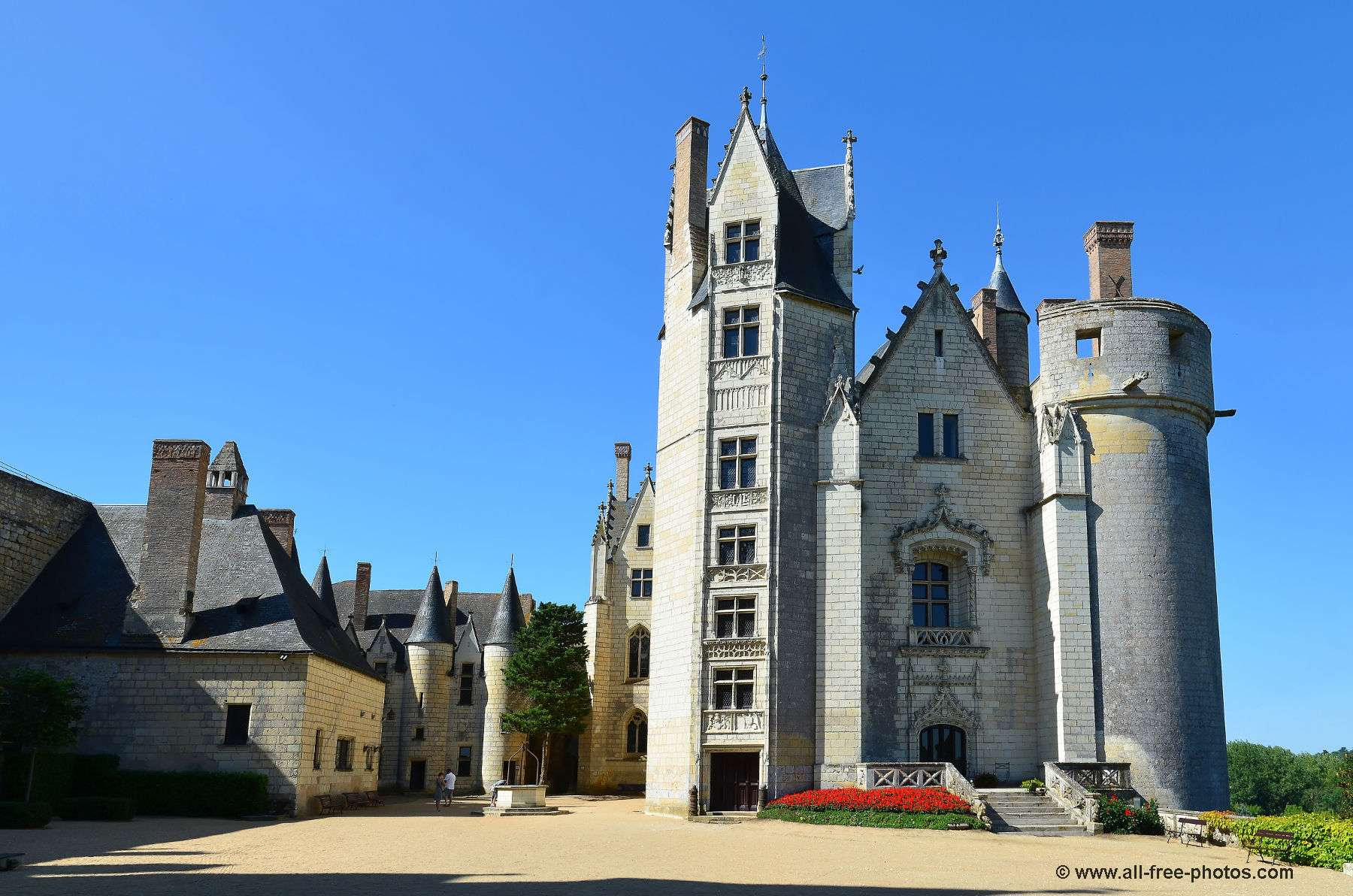 Castle of Montreuil-Bellay