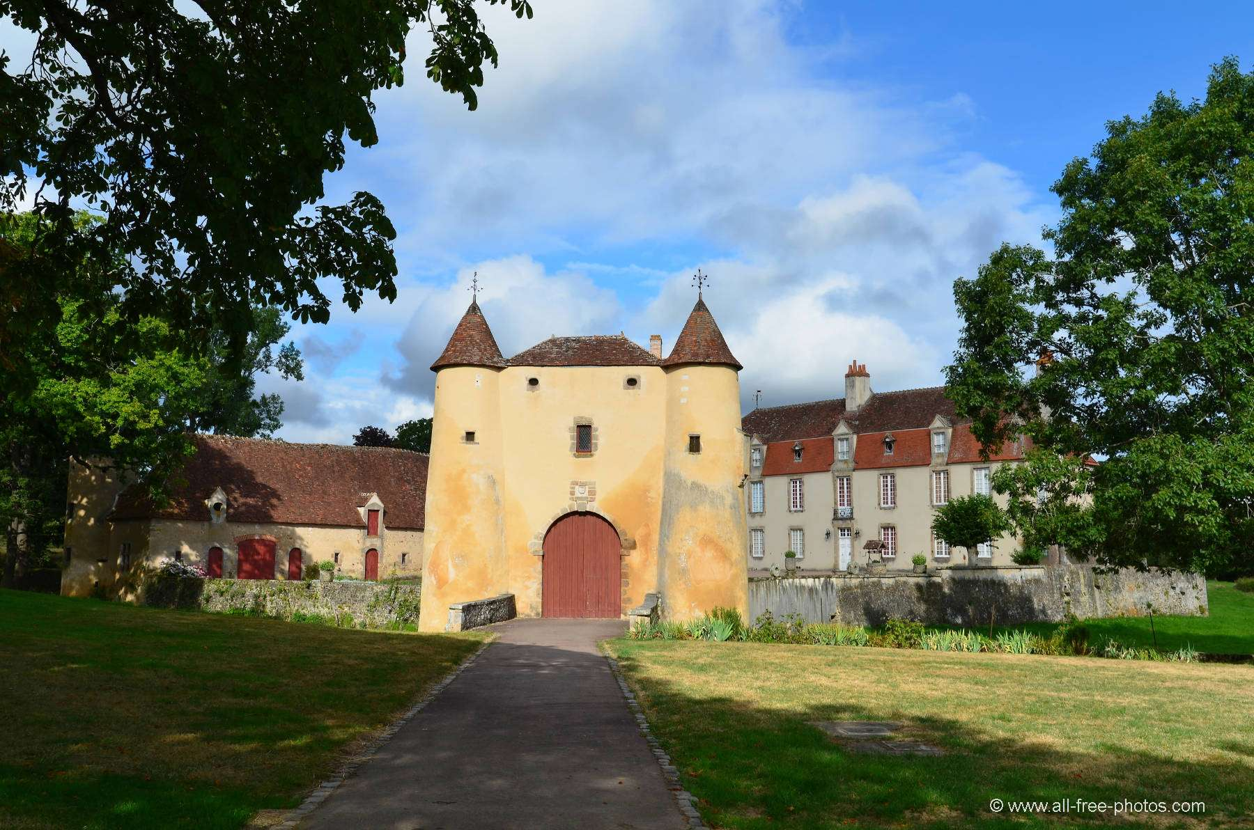 Manor of Breuil Yvain - Orsennes