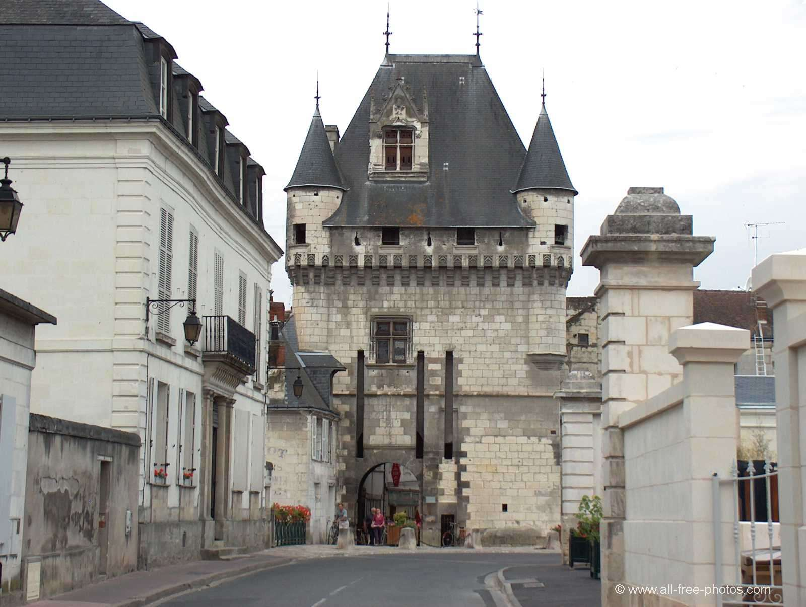 Loches - France