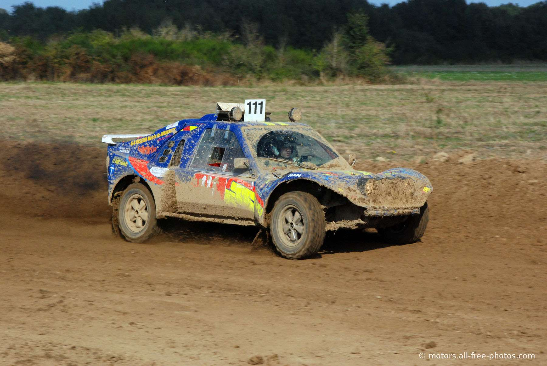 Buggy Phil's Car - Team 4x4 Passion Chevannes