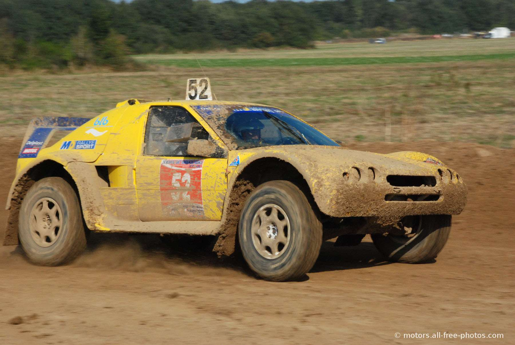 Buggy Fouquet - Team MD Rally Sport