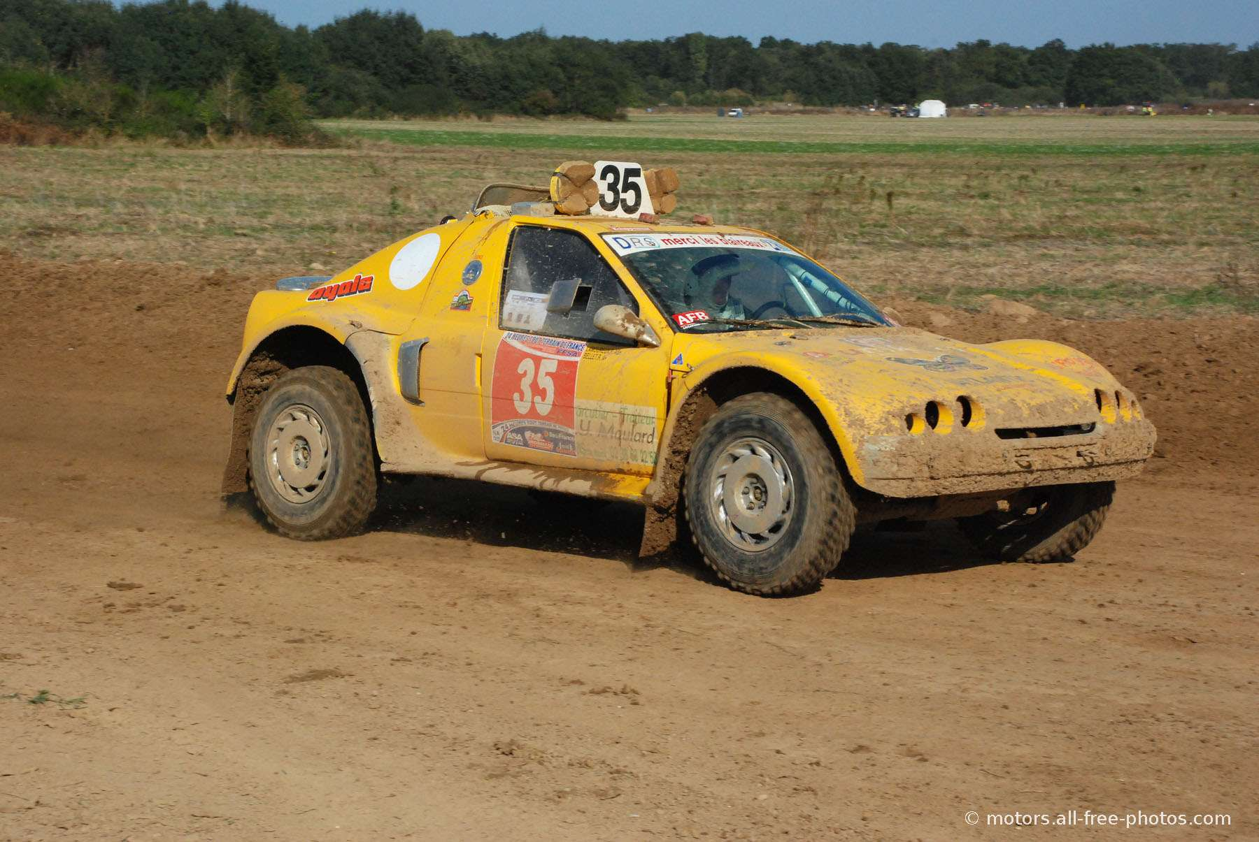 Buggy Fouquet - Team Endurance TT