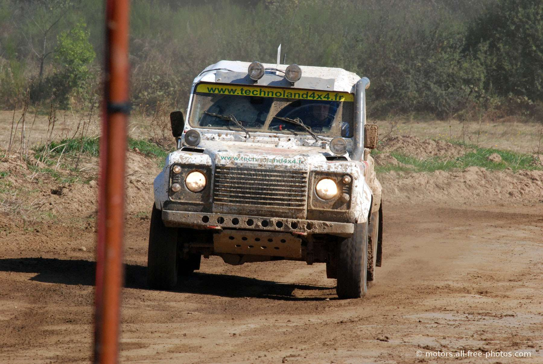 Land Rover - Team Bourgogne Marathon