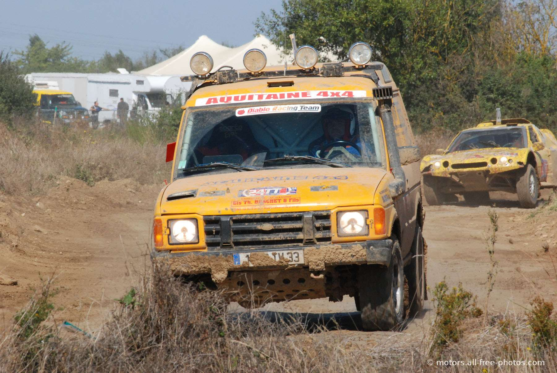 Land Discovery - Team Aquitaine 4x4