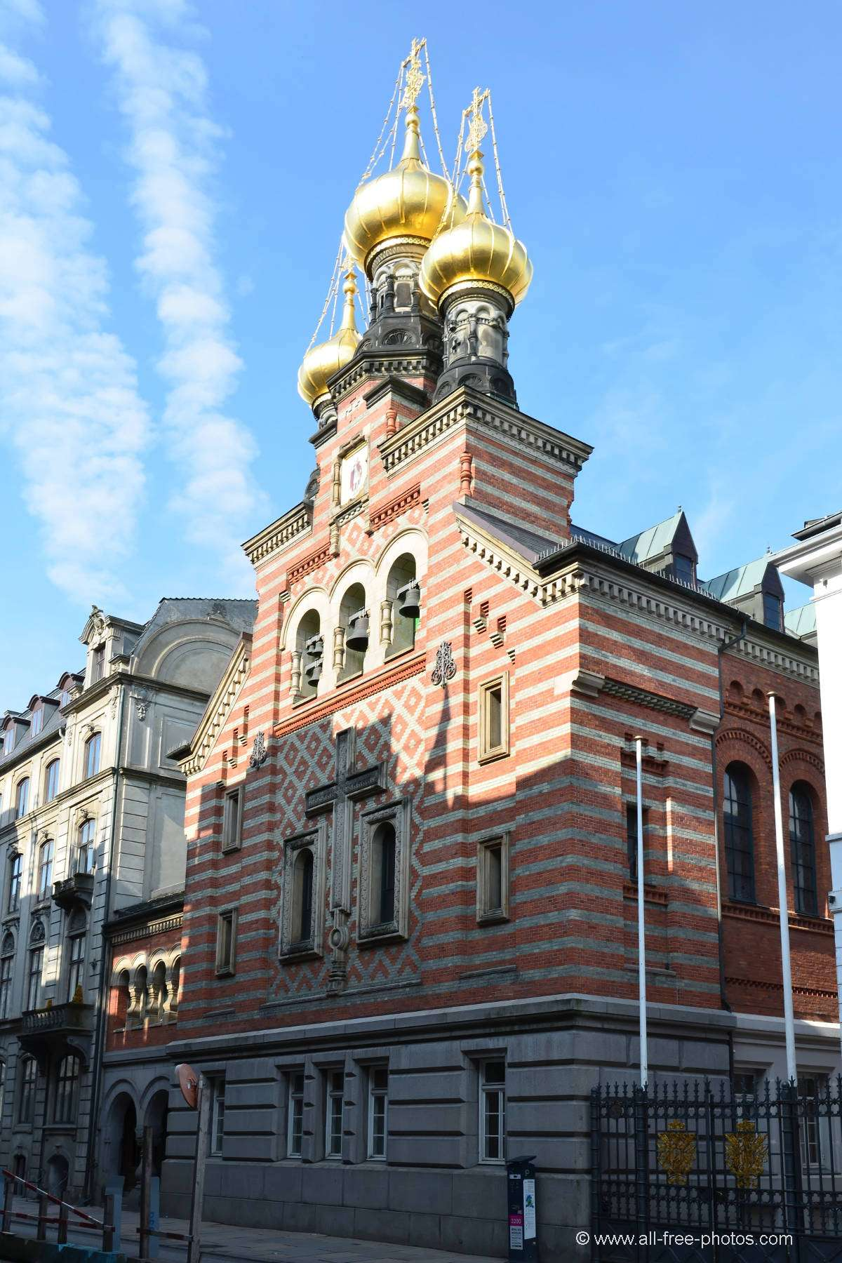 Russian church - Copenhagen - Denmark