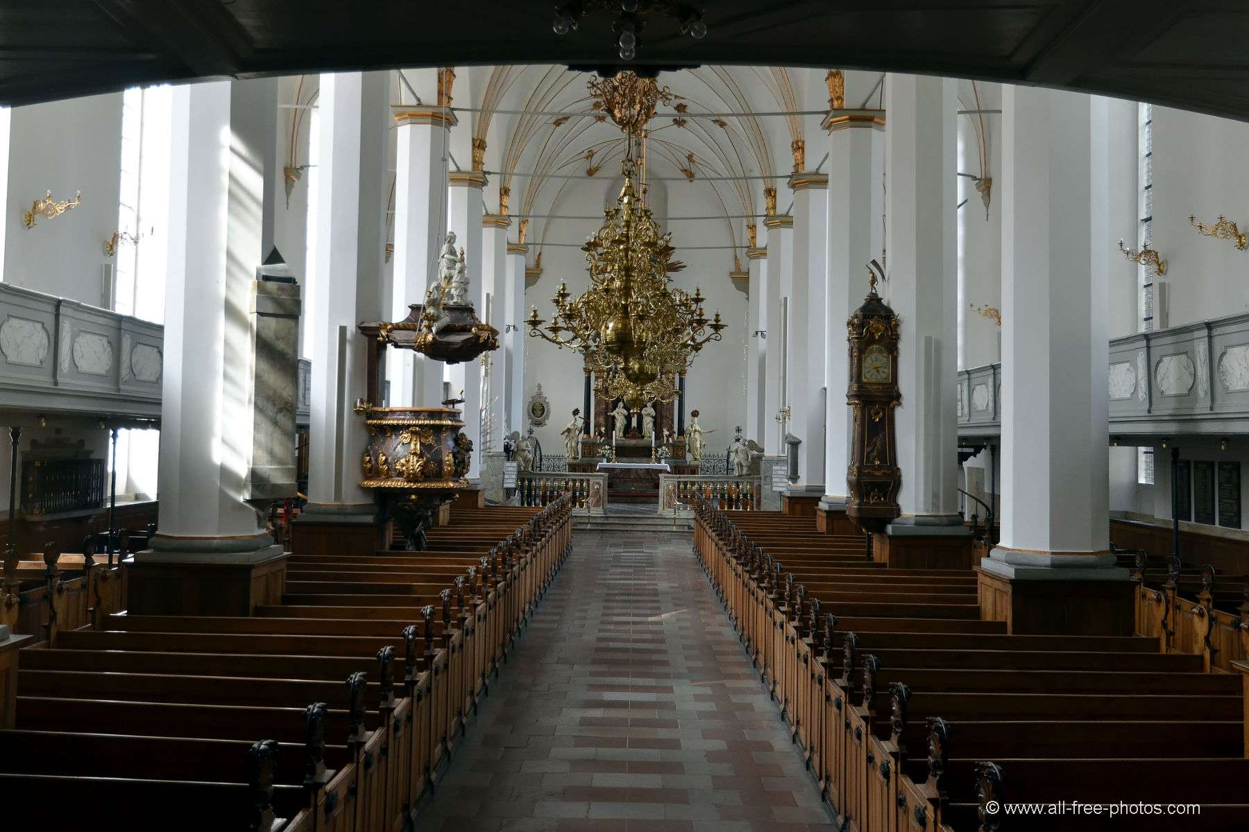 Church of the Trinity - Copenhagen - Denmark