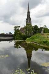 Eglise Saint Alban - Copenhague