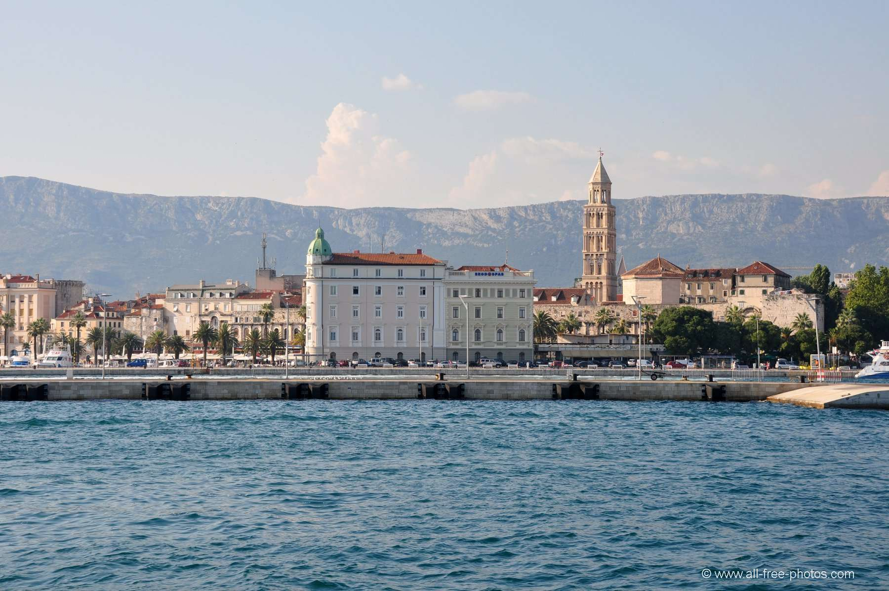 Split Croatia  City pictures : ... villages Towns and ports in Croatia Split Croatia Split Croatia