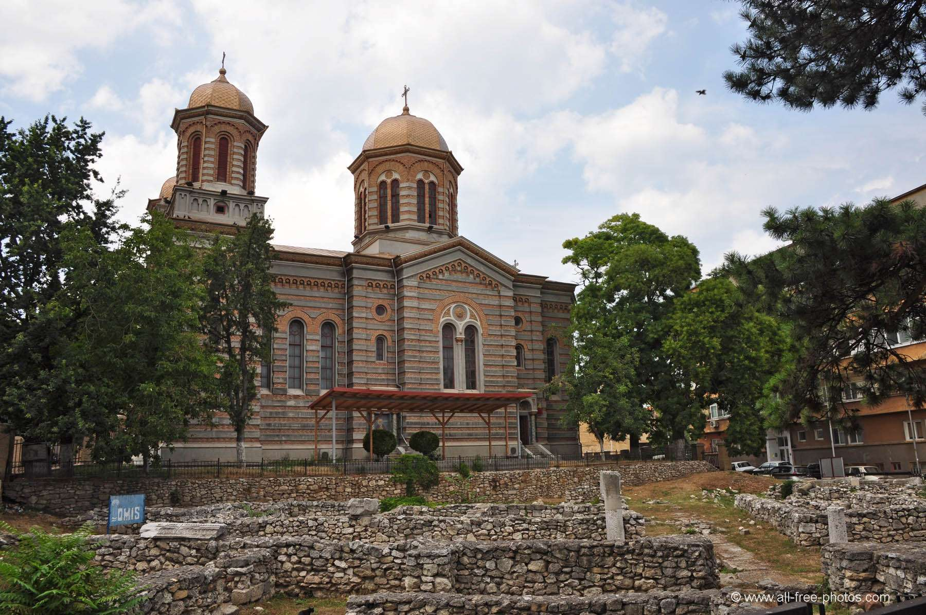 Orthodox cathedral - Constanta - Rumania