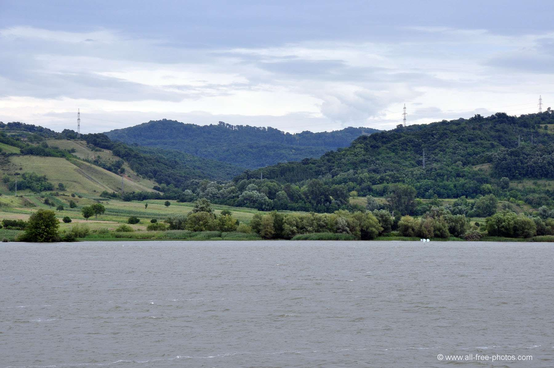 The Danube - Serbia