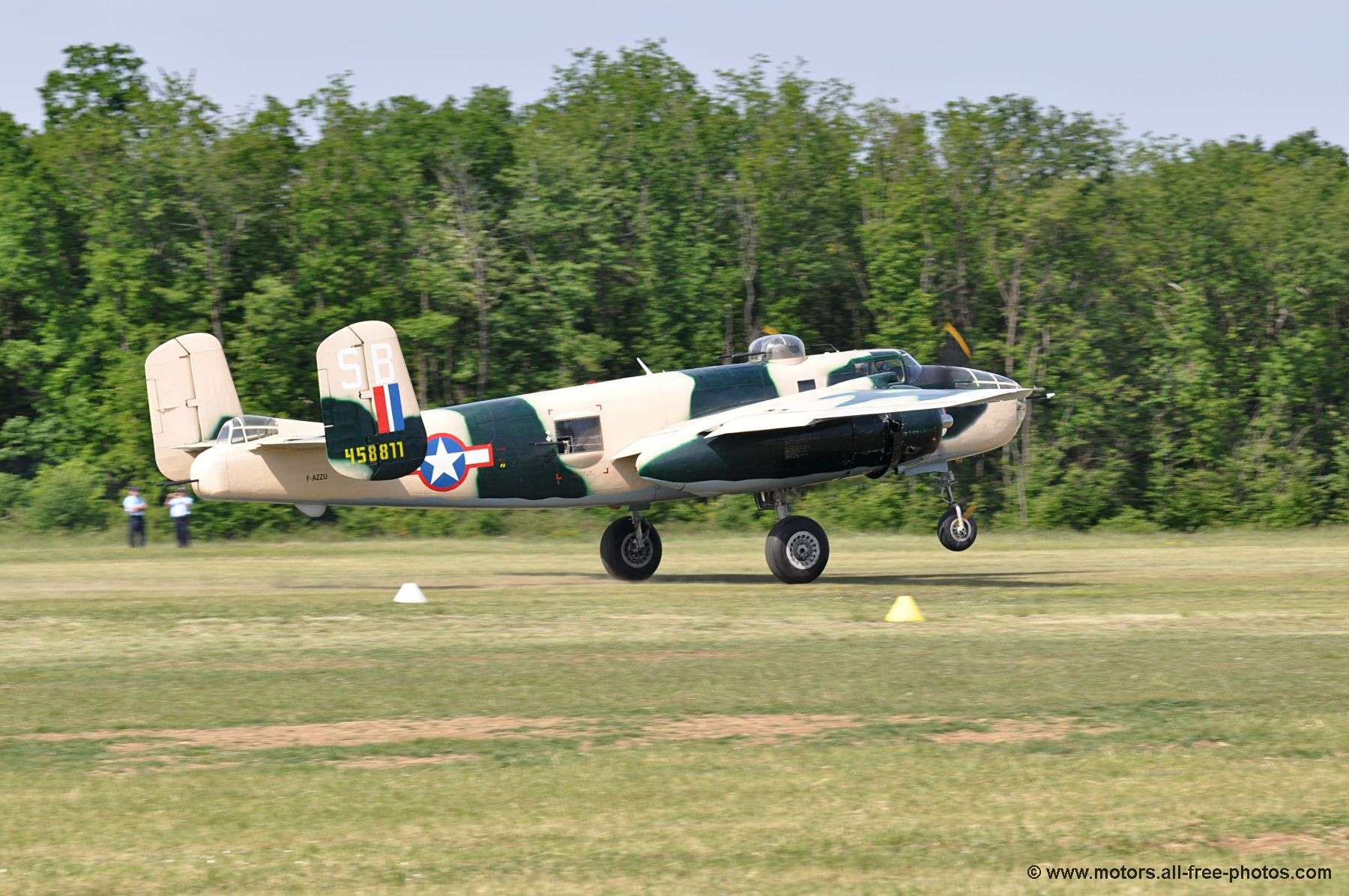 North American B25 Mitchell