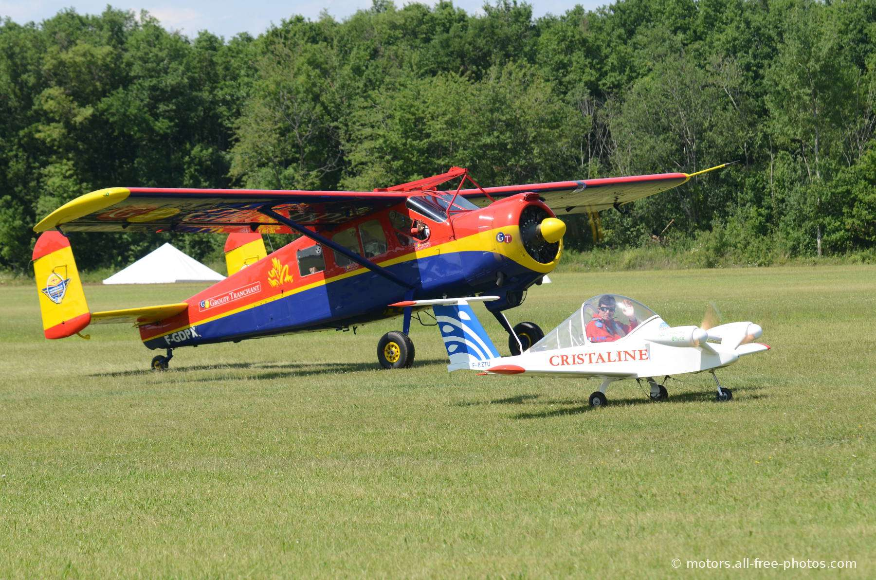 MH-1521 Broussard & Colomban MC-15 CriCri