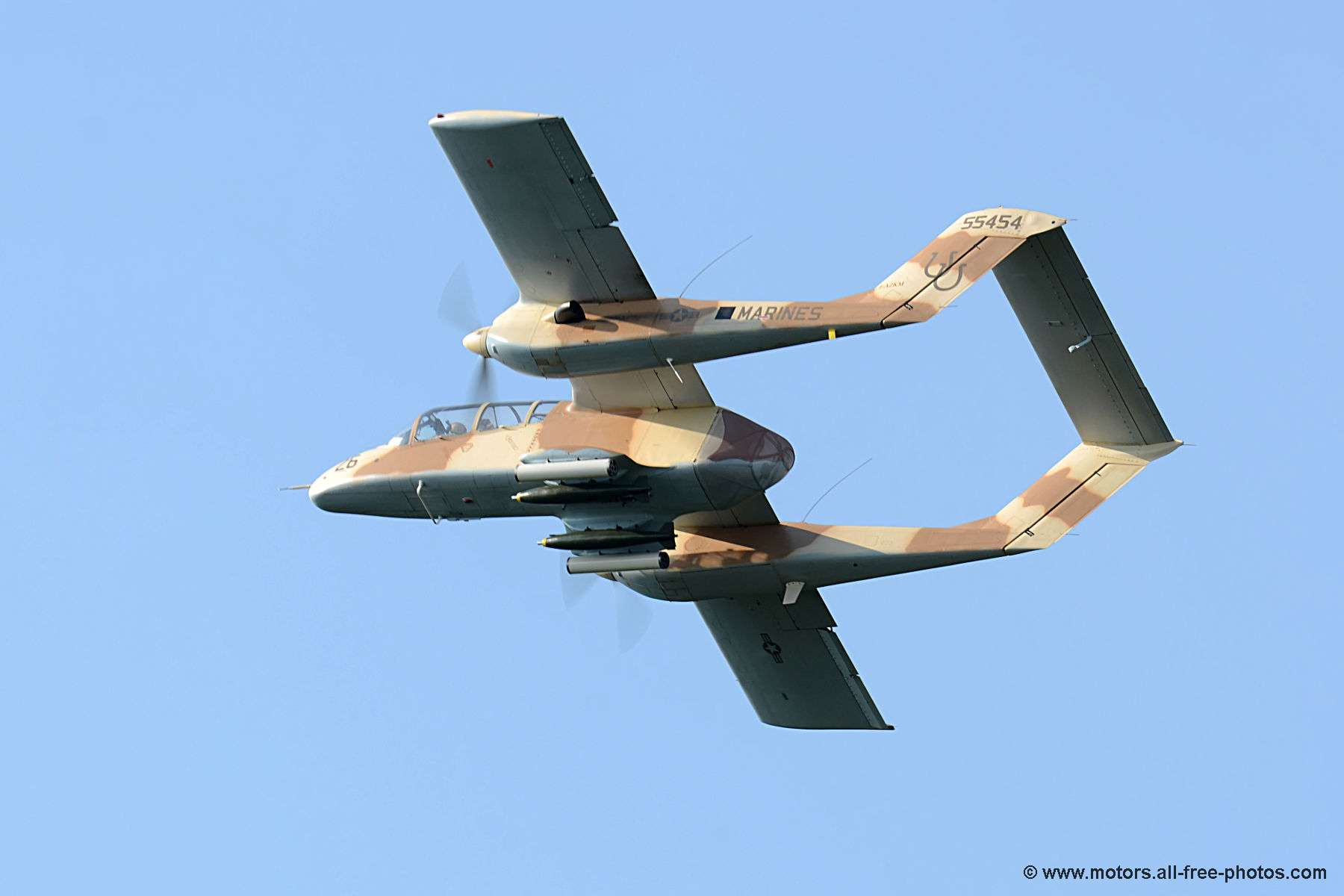 North American OV-10 Bronco