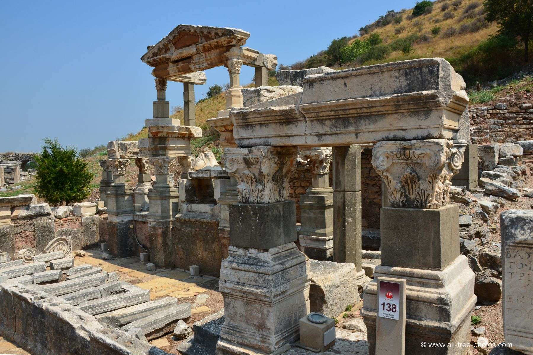 Home Galleries Landscapes Turkey Ephesus Ephesus - Turkey: all-free-photos.com/show/showphoto.php?idph=pi72924&lang=d