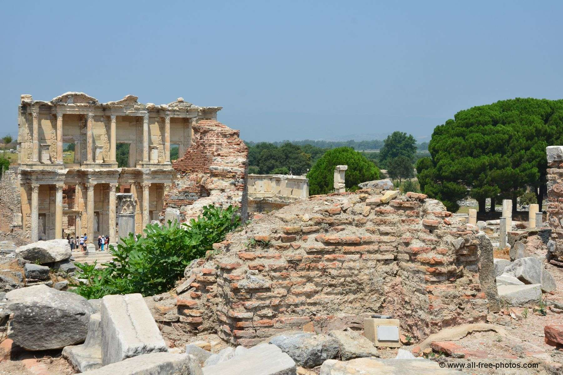 Photo: Ephesus - Turkey