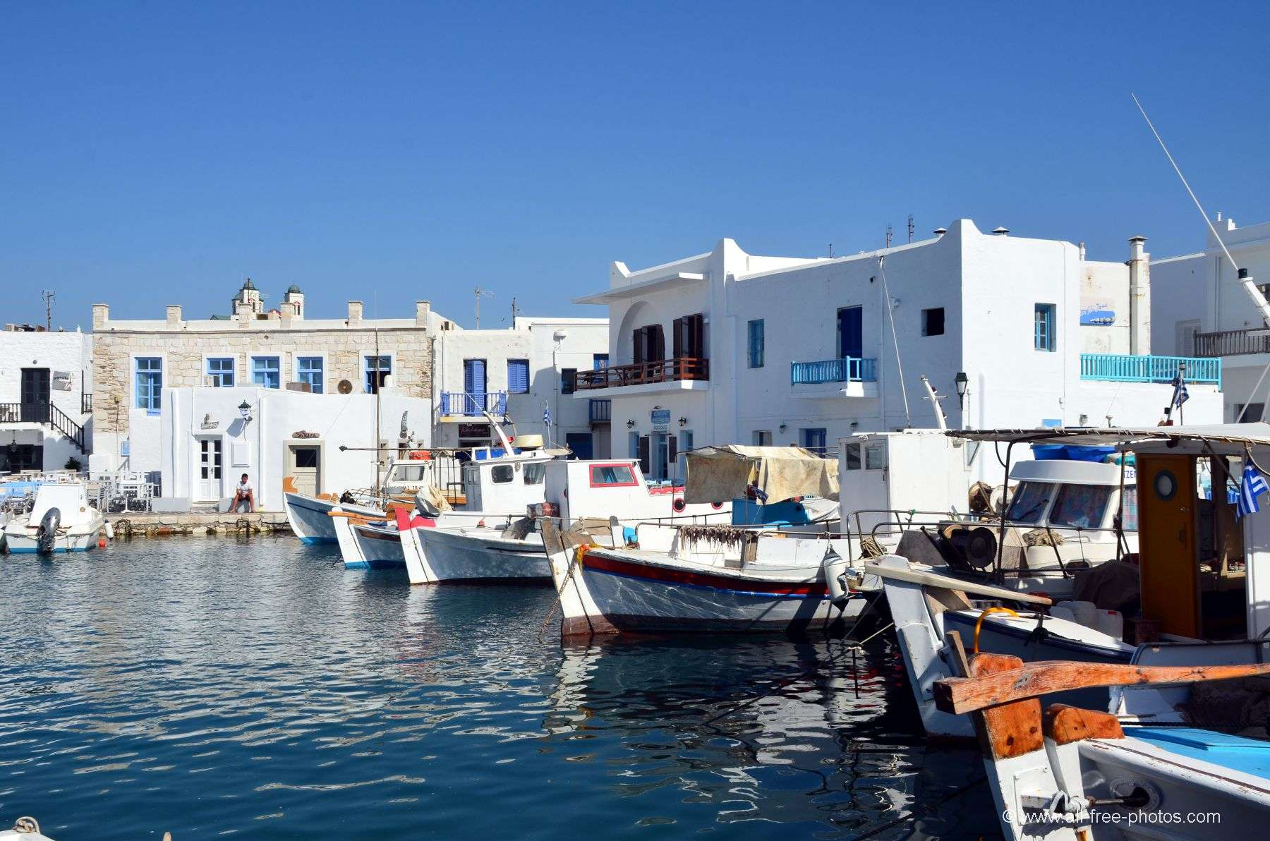 Paros Island Greece  city photos gallery : ... Galleries Towns and villages Greece Naoussa Paros Island Greece