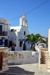 Island of Naxos - Greece