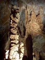 Giant cave of Cabrespine - France